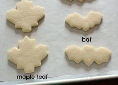Creative Holly Leaf Cookies Tutorial