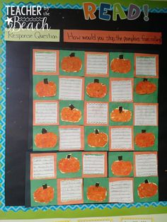 Pumpkin Week - tons of activities