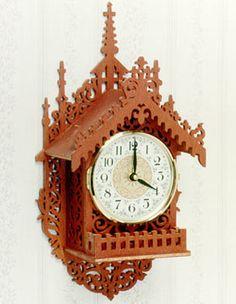 Dainty+Victorian+Wall+Clock+Plan