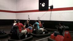 Whirly Ball, Vernon Hills
