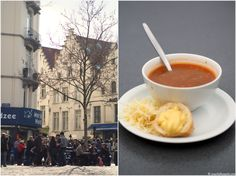 Noordzee - Mer du Nord, Brussels | smarksthespots.com    …. so we should eat fish soup and shrimp croquettes, at least ?