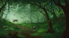 The Forest of the Faun