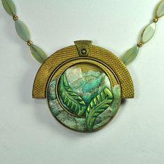 Jan Geisen - pendant