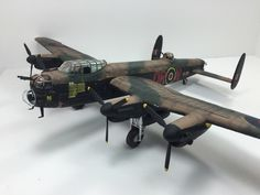 87 best scale models retro bombers images on pinterest scale lancaster mk i fandeluxe Gallery