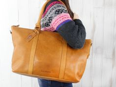 Leather Tote Bag from Scaramanga's original and classic leather bag collections Leather Bags, Leather Backpack, Classic Leather, Leather Accessories, Travel Bags, Collections, Handbags, Tote Bag, Stuff To Buy