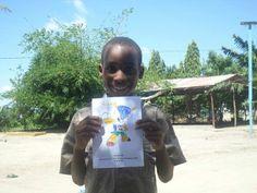 Getting into the #Football Spirit in #Tanzania
