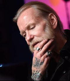 """When it's all said and done, I'll go to my grave and my brother will greet me saying, 'Nice work, little brother – you did all right,'"" Gregg Allman wrote in the last lines of My Cross to Bear. ""I must have said this a million times, but if I died today, I've had me a blast. I wouldn't trade [my life] for nobody's, but I don't know if I'd do it again. If somebody offered me a second round, I think I'd have to pass on it."""