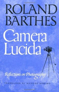 Camera Lucida: Reflections on Photography by Roland Barthes http://www.amazon.com/dp/0374521344/ref=cm_sw_r_pi_dp_ocLMtb1F580HZ571