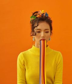 Portrait Photography Inspiration : Oh Eun Bi by Shon Ji Min - 'xıʇǝɥʇsǝ∀ - Creative Photography, Portrait Photography, Fashion Photography, Photography Tutorials, Photography Ideas, Photography Colleges, Pastel Photography, Advanced Photography, Photography Settings