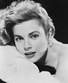 Later the Princess of Monaco, but earlier one of the most beautiful girls in cinema ever: Grace Kelly