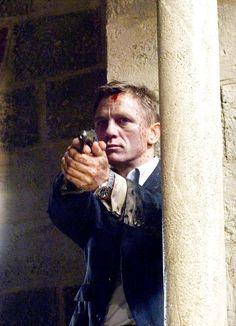 Daniel Craig as Bond, James Bond