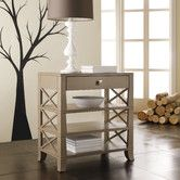 Found it at Wayfair - Melange Tiered End Table