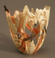 """""""Cave Vase"""" Michael Kehs"""