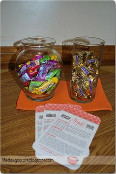 """YW's """"Humor Happy Hour"""" Activity {with free printable} this would be awesome!!!"""