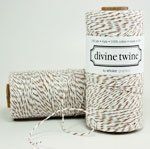 Brown Sugar Divine Twine by Divine Twine. $11.31. This is not your regular bakers twine! Divine twine takes great care in creating eco-luxe Divine TwineTM. It's made from 100% cotton so it's soft to the touch, bio-degradable and earth-friendly. Plus the 4-ply construction makes it nice and strong. It's produced in the USA in mouth-watering colors that look good enough to eat. Each spool contains 240 yards, enough to last a long time, yet easy to store.. Save 25% Off!