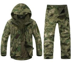 51.73$ Watch now - http://alin53.shopchina.info/go.php?t=32694941637 - Men Outdoor Waterproof Jackets TAD V 5.0 XS Softshell hunting outfit thermal clothes Tactical Camping hiking breath Sport Suit 51.73$ #magazine