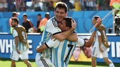 Argentina- Suiza