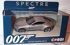 Corgi  Release James Bond  Spectre Aston Martin Db  Scale Cast Model Corgi