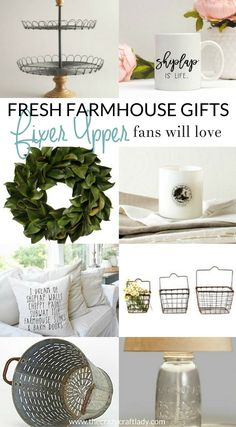 Fixer Upper Gift Ideas for the Chip+Jo Fans in Your Life
