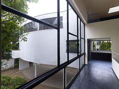 Maisons La Roche-Jeanneret, Paris, France, 1923 – 1925 - Le Corbusier.
