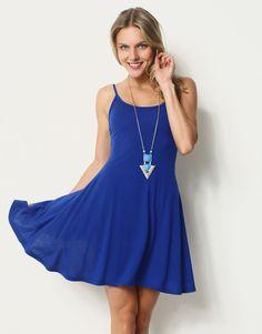 Lattice Cut-Out Dress, Dress, cut-out short purple dress, Casual ...