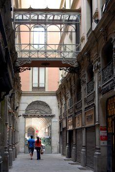Passatge de la Pau (Barrio Gotico)