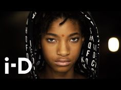 Willow Smith - Why Don't You Cry World Premiere -Willow Smith inhabits a world fueled by an imagination and inquisitiveness that extend far beyond her 14 years on Planet Earth. The concept and visuals for the brand new track Why Don't You Cry were dreamed up by the indigo child herself. Directed by her serial collaborator Nuyorktricity's Mike Vargas and styled by i-D's Julia Sarr-Jamois, this is Willow's world; let's all take a trip to it!