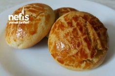 Mahlepli Pastane Poğaçası (Yumuşacık ve Gevrek) Tarifi