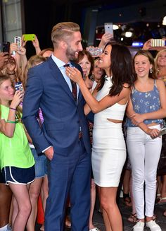 The Bachelorette's Kaitlyn and Shawn on Good Morning America | POPSUGAR Celebrity