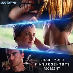 Want a Tumblr follow? GIF your fave scenes from the Insurgent sneak-peek using #InsurgentBTS http://insur.gent/sneakpeek