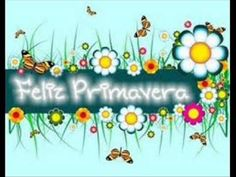 primavera - YouTube Amazing Quotes, Yin Yang, Flora, Lily, Seasons, Memes, Dani, Happy Spring, Emoji