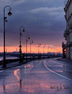 St. Petersburg, Russia / Санкт-Петербург