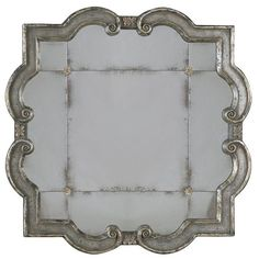 943  65 x 65  I pinned this Prisca Wall Mirror from the Suzanne Lovell event at Joss and Main!