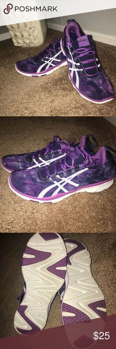 ASICS Running Shoes Super light weight and comfortable, size 9, only worn 1 time. Asics Shoes Sneakers