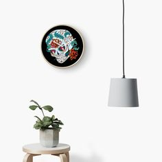 Promote | Redbubble Sugar Skull Design, Home Decor, Decoration Home, Room Decor, Interior Decorating