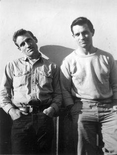 Cassady, Carolyn - Neal Cassady & Jack Kerouac (1952)