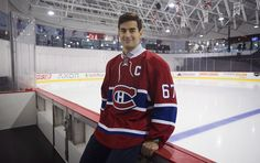 Max Pacioretty Montreal Canadiens, Max Pacioretty, Nhl, Hockey Players, Sexy, Jackets, Tattoos, Image, Ice Hockey