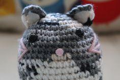 This little one's name is Namkai! She'll be headed out to meet her real cat self on Monday! #customcatplush #crochet #handmade #ZeevHandmades #amigurumi -------------------------------------------- #crochetersofinstagram #instacrochet #etsylove #etsyshop #etsysellers #happyhooking #gifts #yarnaddict #yarnlove #yarn #bestofcrochet #crochetcurator #shoplocal #shophandmade #crafting #craftersofinstagram #etsygram #buylocal #buyhandmade #crochetlove #handmadelove by zeevhandmades