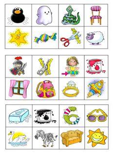 Ficha 3 para escritura Alphabet Activities, Preschool Activities, Toddler Worksheets, Beginning Sounds, English Classroom, Teaching Materials, Primary School, Speech Therapy, Kindergarten