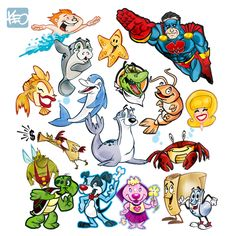 Mascots Pictures To Draw, Drawings, Illustration, Artist, Painting, Animals, Animales, Animaux, Illustrations