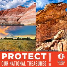 President Trump took his first step to dismantle national monuments across the country. This morning, he signed an Executive Order directing Department of the Interior to review over 20 years of monument designations. This puts places like Utah's Bears Ears National Monument at risk once again.  Call 1-888-491-9296 and tell Secretary Zinke that any attempts to revoke or shrink our national monuments is an assault on our historical, cultural, and natural heritage! #MonumentsForAll…