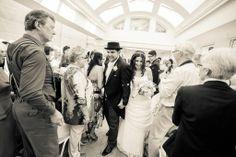 Tuba and Hearn's Wedding Photo