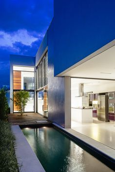 Casa Guaiume / 24.7 Arquitetura Design | ArchDaily