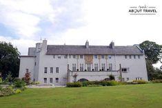 House for an Art Lover en Glasgow, Mackintosh y su mujer Margaret McDonald trabajaron en el proyecto que presentaron para un concurso en 1901