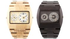 Limited Edition Wood Watch    http://www.ahalife.com/signup/?utm_source=Pinterest_medium=NickGoodey