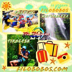 Las #vacaciones de #verano en #filobobos http://www.filobobos.com #Veracruz