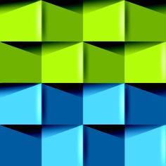 Be Diff - Estampas geométricas | AZULVERDE by lucas.bueno