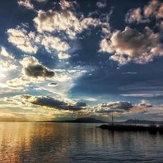 @Regrann from @baloghdonci23 -  Tavaszköszöntő #lake #hungary #insta #instagood #instadaily #instagram #instapic #sky #photographyislife #spring #march #skyporn #weather #balaton #worldbestgram #ig_great_pics #ig_sunset #sunlight  #ig_myshot#shotwithlove #justgoshoot #cloudporn #ig_shotz #ig_landscape #landscape #shore #badacsony #water #photos #landscape_captures @nr86hu & @viivitu Hungary, Just Go, Insta Pic, Sunlight, March, Weather, Clouds, Sky, Sunset