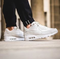 Nike Air Max 90 Woven Phantom  Pic from Titolo