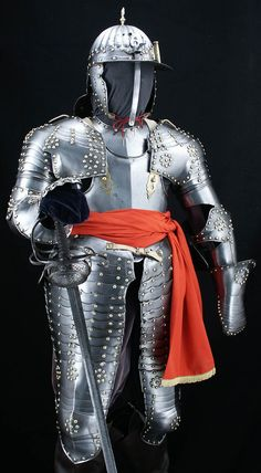Three-quarter armour for a cuirassier, Germany, ca. 1620